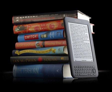 Amazon обновил электронную книгу Kindle