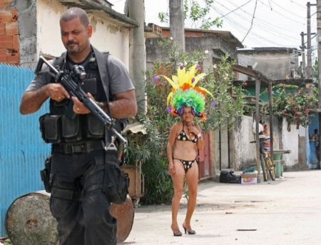 Жизнь в Рио-де-Жанейро