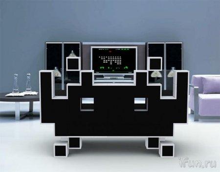 Мебель от Space Inviders