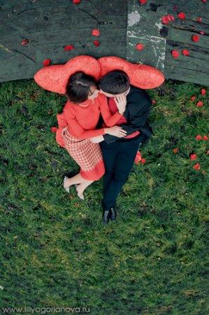 Свадебные фотосеты Лилии Горлановой. Love-story