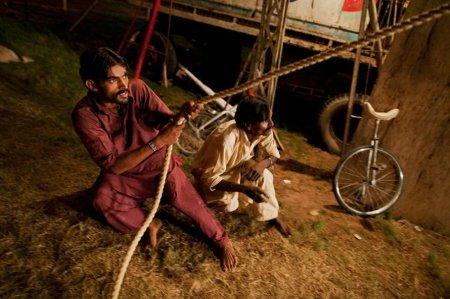 Пакистанский цирк