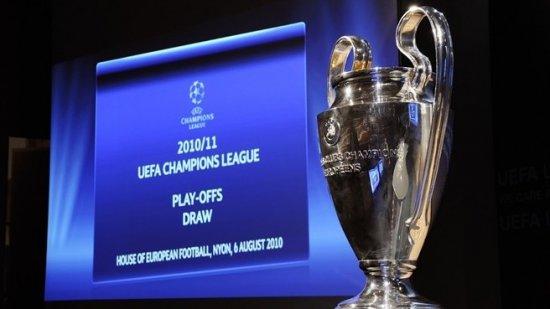 В Ньоне !! Жеребьевка раунда плей-офф Лиги чемпионов УЕФА