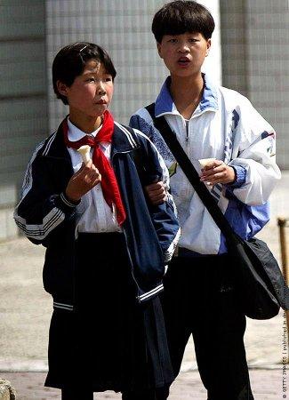 Настоящая Северная Корея