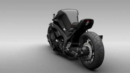 Концепт мотоцикла Ostoure