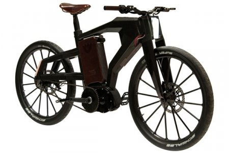 BlackTrail BT-01 - электрический велосипед за $80000