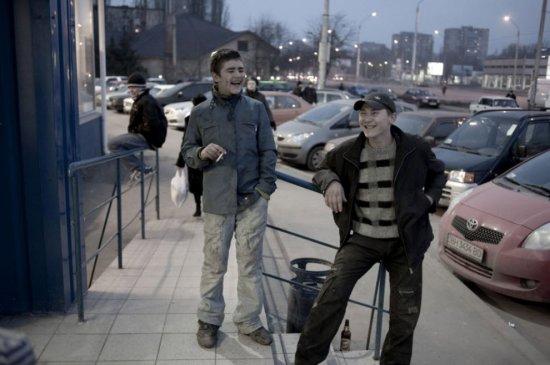 Украинские беспризорники - вариант с текстом
