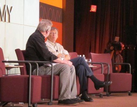 Билл Гейтс поделился своими взглядами на современный мир