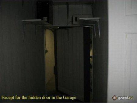 Дом с тайничком