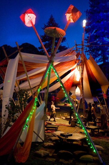 """Фестиваль музыки и йоги """"Wanderlust"""""""