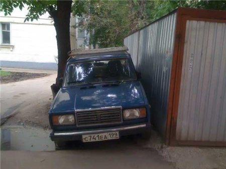 Мастера парковки