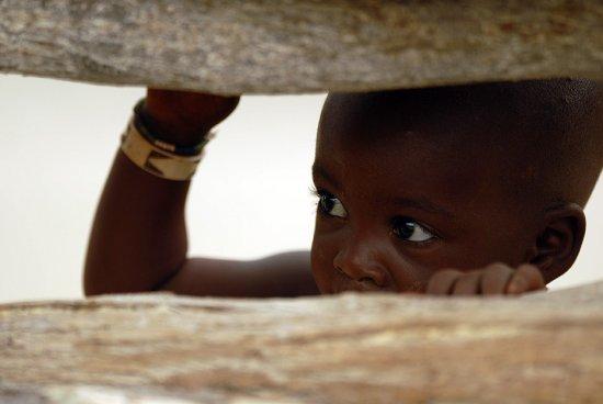 О племенах Намибии