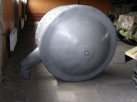 «Kugelpanzer», шаротанк