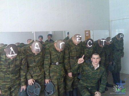 Российская армия: Дедовщина с кавказским акцентом - 2