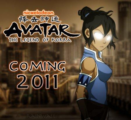Аватар: Легенда о Корре - продолжение истории Аватара...