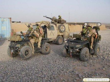 Военные автомобили