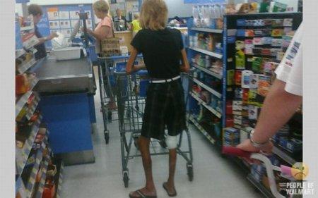 Придурки из супермаркета