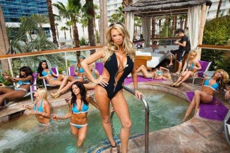 Роскошные девушки VIP-хостесс в Лас-Вегасе