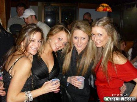 Девушки из Facebоok