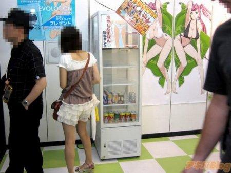 Холодные мороженые из Японии