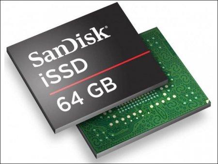 SanDisk представила самый маленький в мире твердотельный накопитель