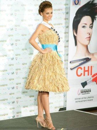 Национальные костюмы на Мисс Вселенная 2010