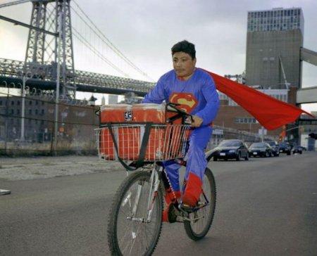 Супергерои в нашей жизни