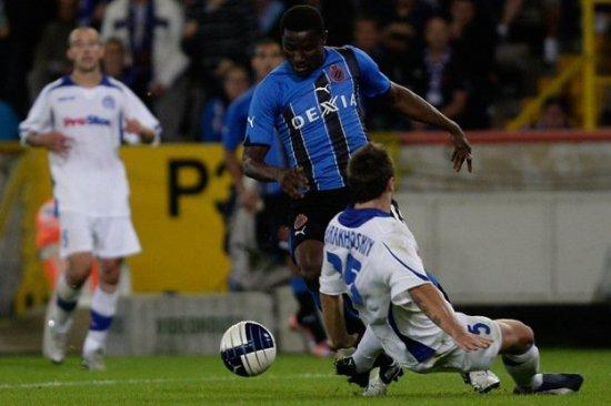 Лига Европы : БАТЭ, Динамо и Днепр провели первые матчи