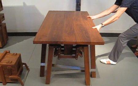 Ходячий стол