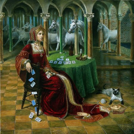 Michael Cheval (Михаил Хохлачев). Eternity of Absurdity
