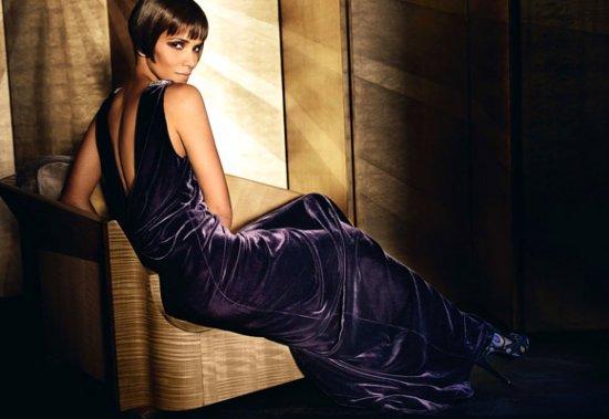 Халле Берри в US Vogue