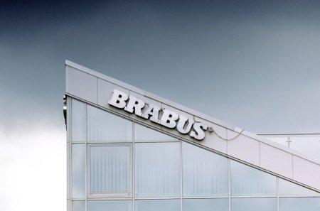 Экскурсия по мастерской BRABUS