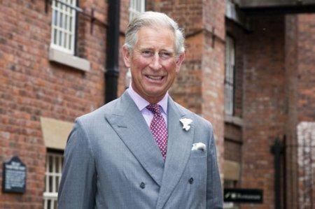 Принц Чарльз против принятия ванн