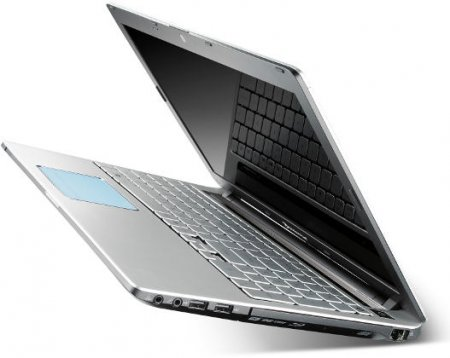 Стильный ноутбук - Packard Bell EasyNote X