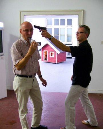 Пососите пистолет