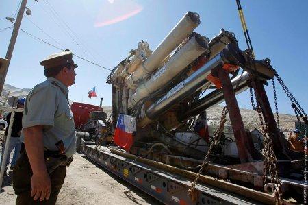 Авария на чилийской шахте