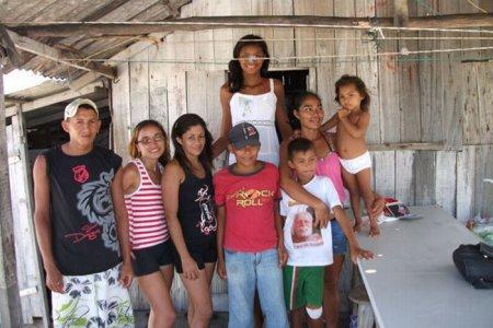 Самая высокая девочка-подросток в мире из Бразилии