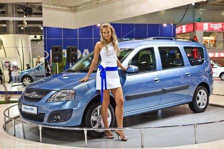 Московский Автосалон 2010