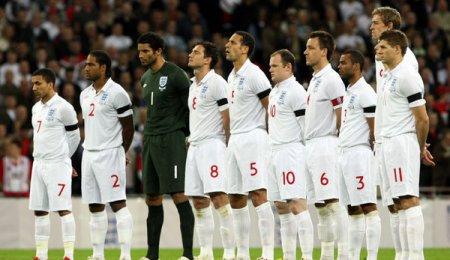 Капелло назвал состав сборной Англии