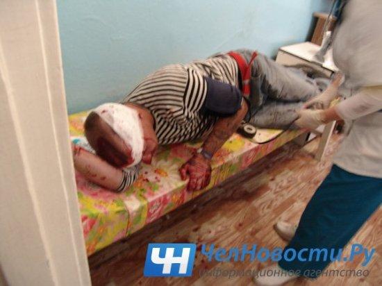 """Более ста """"скинов"""" разогнали рок-фестиваль Торнадо. Есть жертвы"""