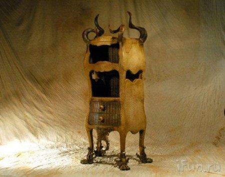 Мебель сатаны