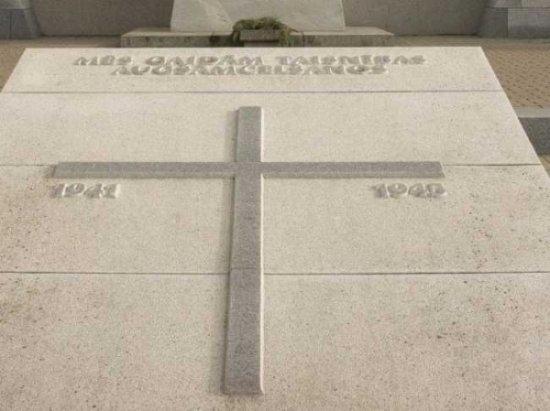 Призраки эсэсовского кладбища