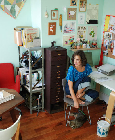 Домашние рабочие места