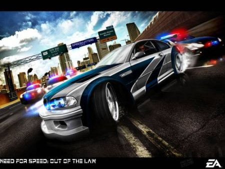 Новости о Need for speed Out of the Law