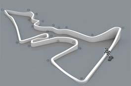 Представлена конфигурация новой американской трассы Формулы-1