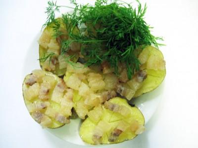 Картофель по-дедовски