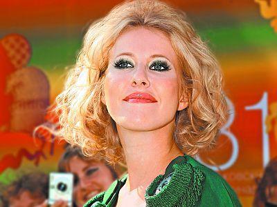 Ксения Собчак: Я не светская львица