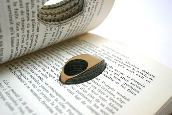 Книжная бижутерия