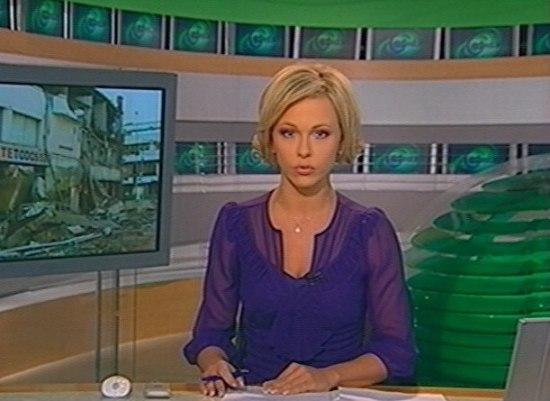 8 самых сексуальных ведущих новостей