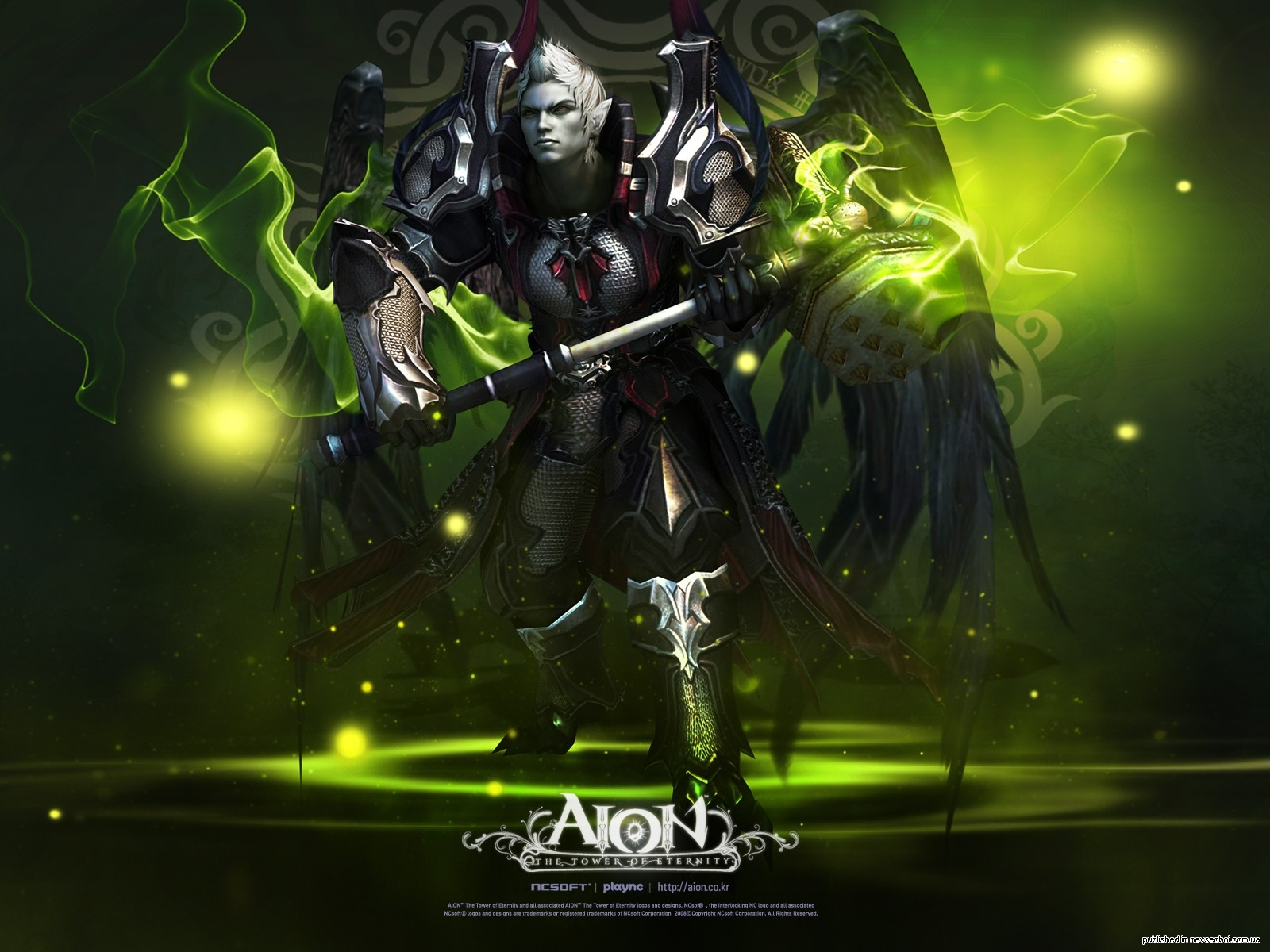 Video Game - aion Wallpapers and Backgrounds.