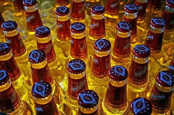 Красивое пиво